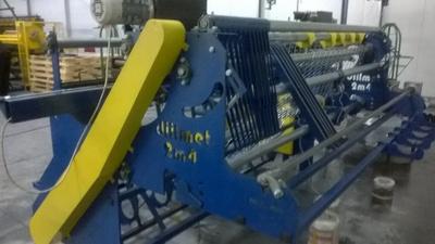 Sprzedam maszyna do produkcji siatki leśnej